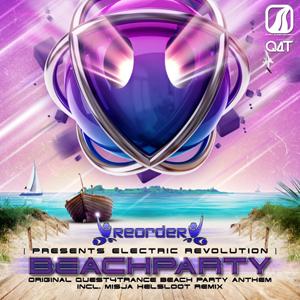 Q4T001: ReOrder pres. Electric Revolution - Beach Party (Original Quest4Trance Beach Anthem)