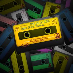 SSC007: VA - Silent Shore Records - Best Of 2012