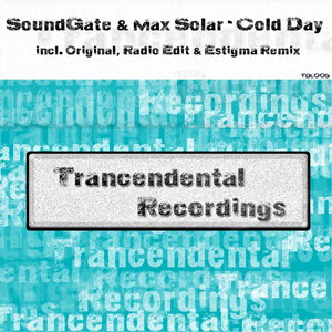 TDL005: SoundGate & Max Solar - Cold Day